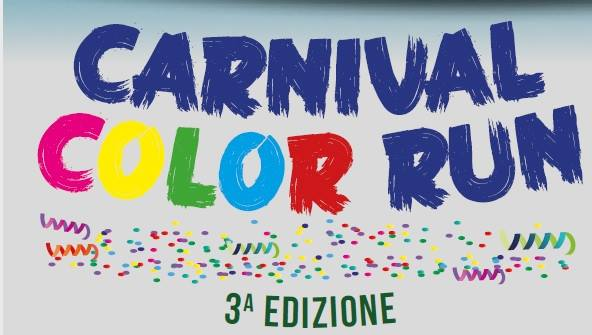 CARNIVAL COLOR RUN 2019